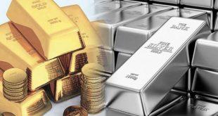 افزایش قیمت اونس طلا در پی افزایش مبتلایان به ویروس کرونا   قیمت جهانی نقره