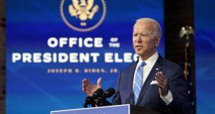 وعده جو بایدن یک بسته حمایتی ۱.۹ تریلیون دلاری