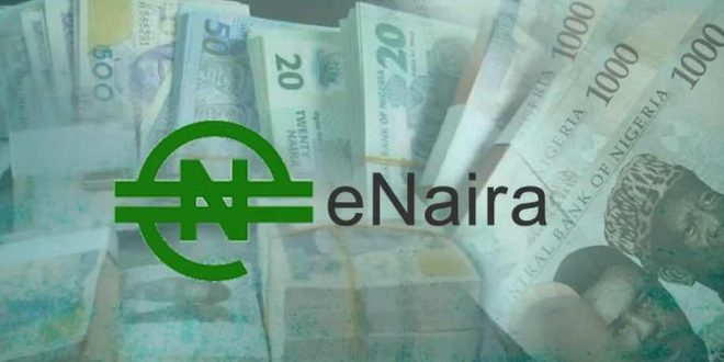 ارزدیجیتال بانک مرکزی نیجریه